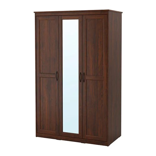 songesand wardrobe brown