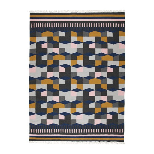 brown and grey living room ideas modern country images tÅrbÄk rug, flatwoven - ikea