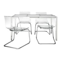 TORSBY / TOBIAS Table and 4 chairs - IKEA