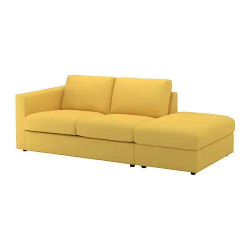 ikea 4 seater sofa cover 3 piece sofas reviewing the vimle – a new bestseller ...