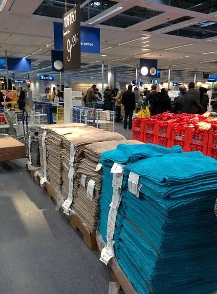Ikea Paris Nord 2 Après Sa Rénovation Ikeaddict
