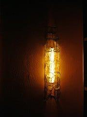 coke bottle lamp  IKEA Hackers  IKEA Hackers