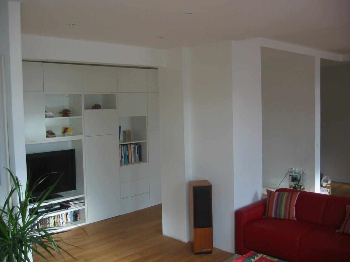 wall art decor ideas living room cheap pictures for walls inspiration: matthias' besta combination - ikea hackers ...