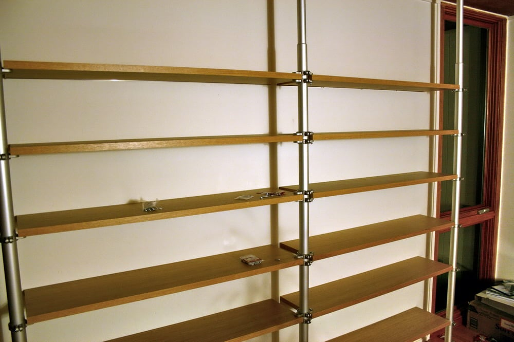 looking for used kitchen cabinets mobile kitchens sale stolmen and jarpen bookshelves - ikea hackers