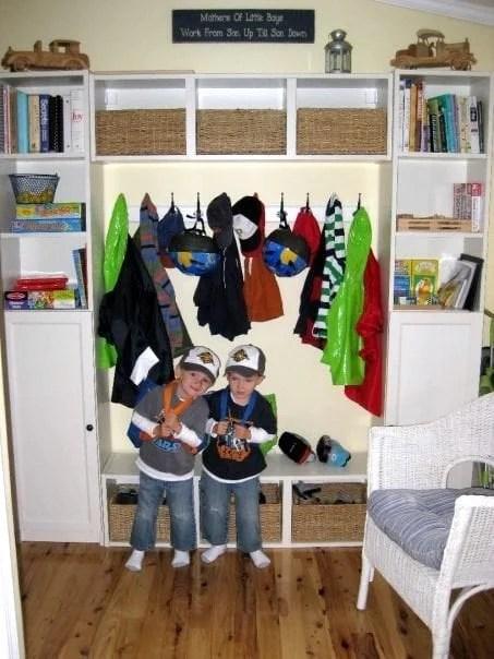 Good Mudroom for kids