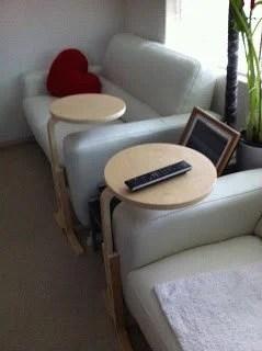 Another Frosta Side table  IKEA Hackers  IKEA Hackers