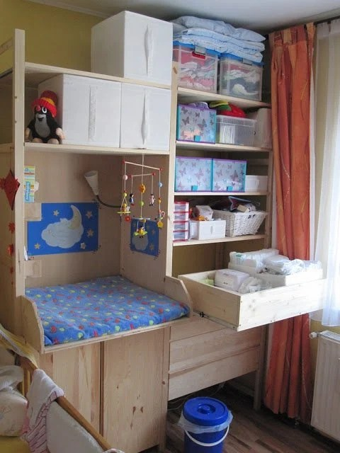 Ivar Babystation  IKEA Hackers