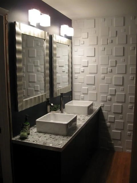 Bathroom Remodelled With Pax And Akurum