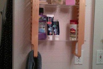 Closet System Using Ikea Molger Bench Ikea Hackers