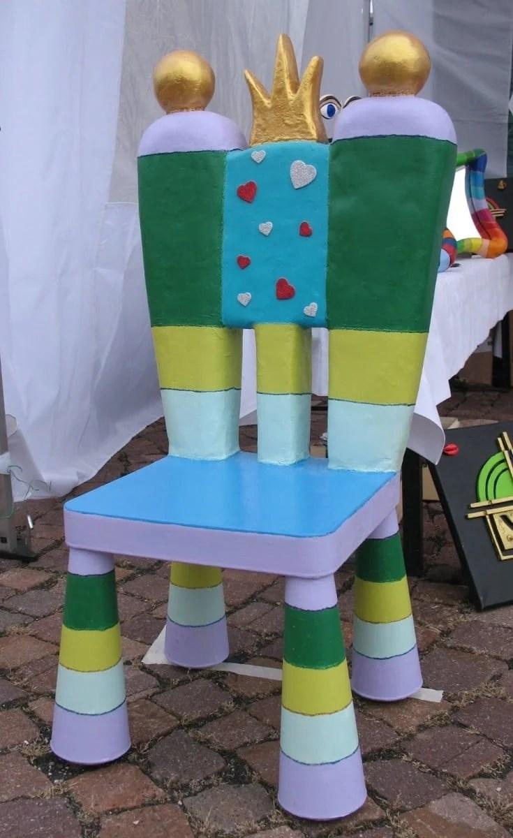 Princess Throne Ikea Hackers