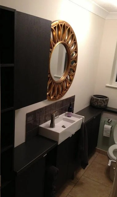 Narrow Bathroom Units  IKEA Hackers