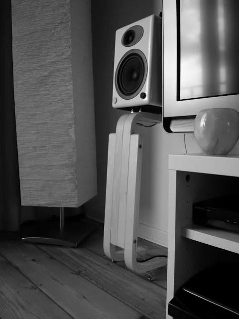 Frosta Speaker Stands for Bookshelf Speakers  IKEA