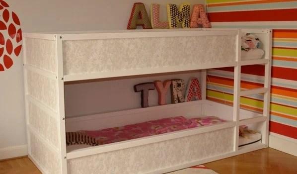 ikea kitchen table top corner hutch girly kura bunk bed - hackers