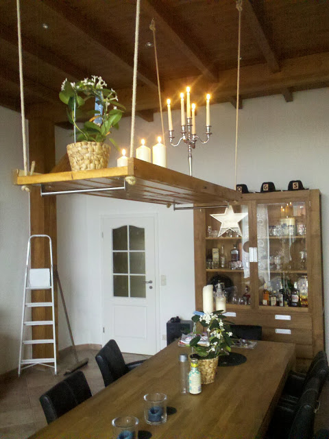 Multifunctional hanging decor