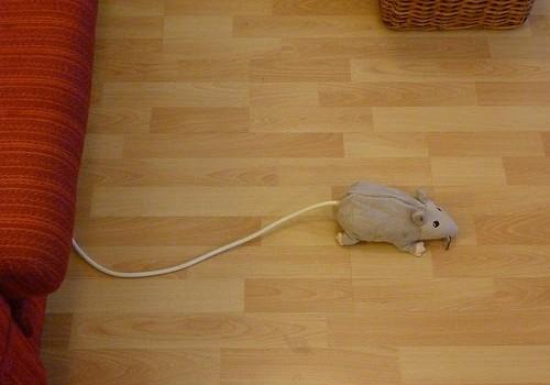 Electrified rat  IKEA Hackers  IKEA Hackers