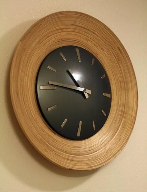 Hultet-framed Clock - IKEA Hackers