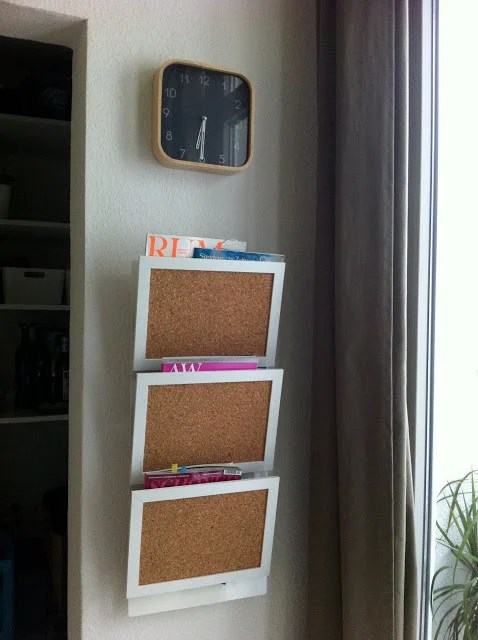 Spontaneous nyttja pin board hack ikea hackers for Ikea cork board