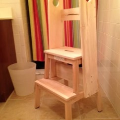 Ikea Kitchen Step Stool Decorative Tiles Ikea's First Useful Children's Step-stool! - Hackers ...