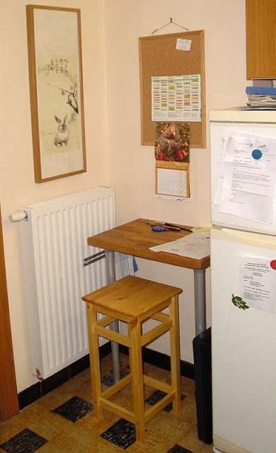 Tiny Kitchen Table Ikea Hackers