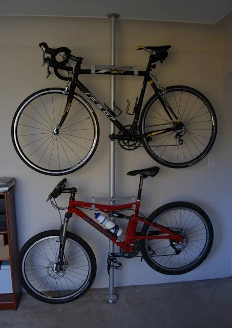Stolmen bike stand mod for carpet flooring  IKEA Hackers  IKEA Hackers