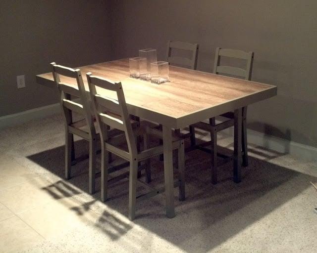 craigslist kitchen cabinets refurbished for sale crate & barrel inspired jokkmokk rebuild - ikea hackers ...