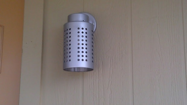 ikea kitchen remodel cost best cabinets utensil holder becomes exterior light - hackers ...