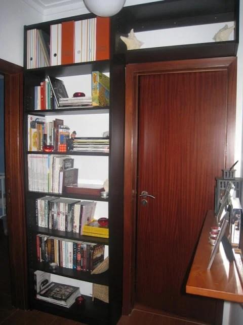 Billy Bookcase Overhead Ikea Hackers