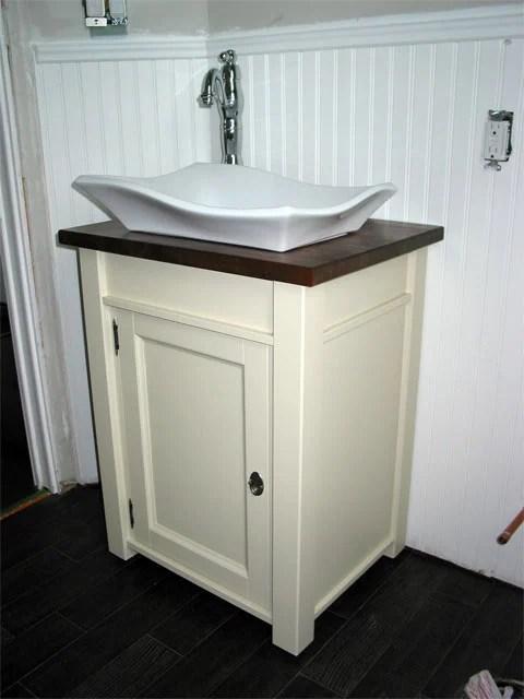 18 Ensuite Bathroom Vanity  IKEA Hackers