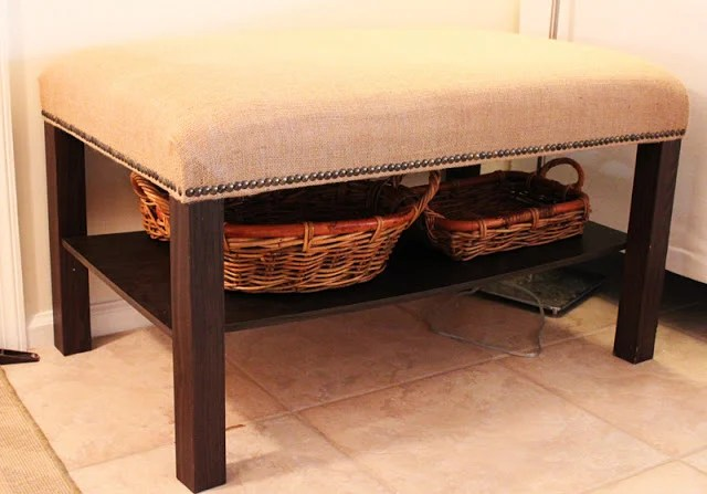 Stunning Farmhouse Style Bench