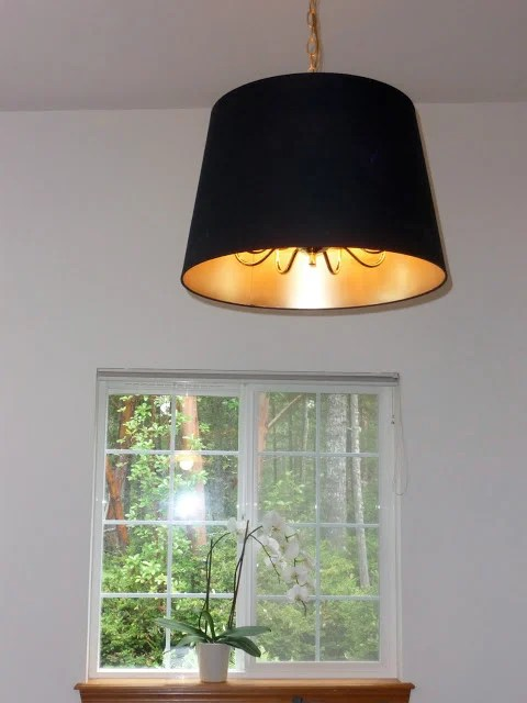 the cheapest kitchen cabinets islands for small kitchens jara lamp shade over hanging ceiling light - ikea hackers ...