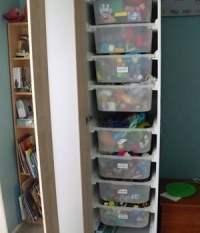 Toy storage cabinet - IKEA Hackers - IKEA Hackers
