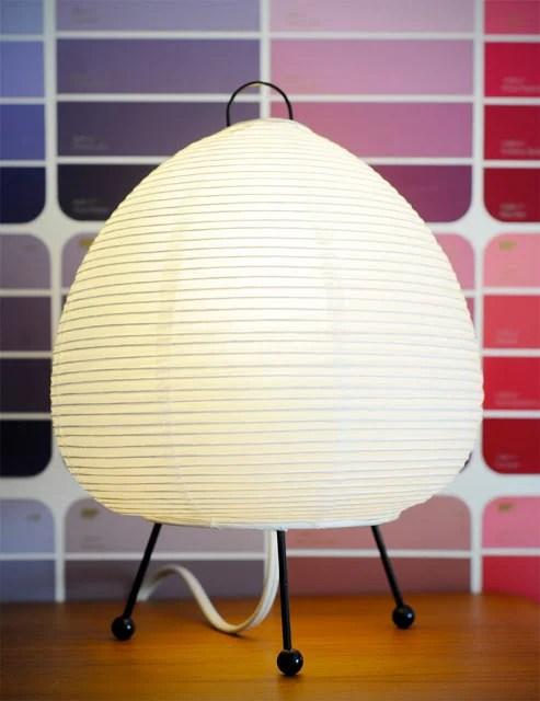 How to Make a NoguchiInspired MidCentury Modern Lamp