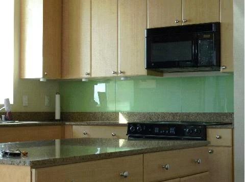 Back Painted Glass Backsplash Ikea Hackers