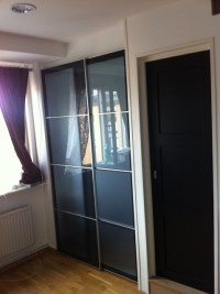 Ikea Sliding Door for Sleeping Alcove Tight Spaces - IKEA ...
