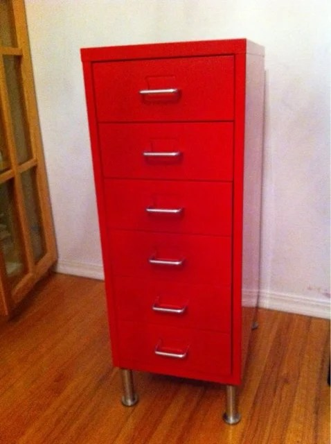ikea kitchen table with drawers cabinets columbus ohio metal night stand - hackers