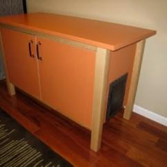 Outdoor Kitchen Sink Station Albuquerque Cabinets Big Roomy Cat Litter - Ikea Hackers