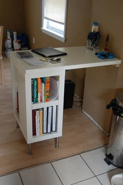 Recipe Bar Planning Desk  IKEA Hackers