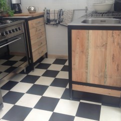 Modern Side Tables For Living Room Screen Hacked Udden Kitchen - Ikea Hackers