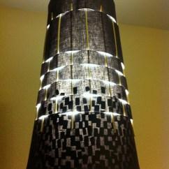 Kitchen Cabinets San Diego Renovation Calculator Skewered Ikea Lamp Shade - Hackers