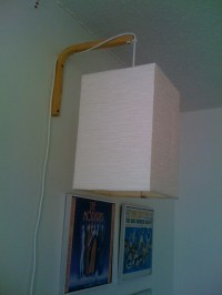 Hanging wall light - IKEA Hackers - IKEA Hackers