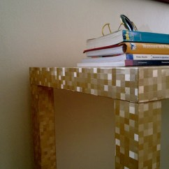 Ikea Floating Cabinet Living Room Pottery Barn Lack-console Table - Hackers