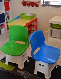 Funky Kids Chairs - IKEA Hackers - IKEA Hackers