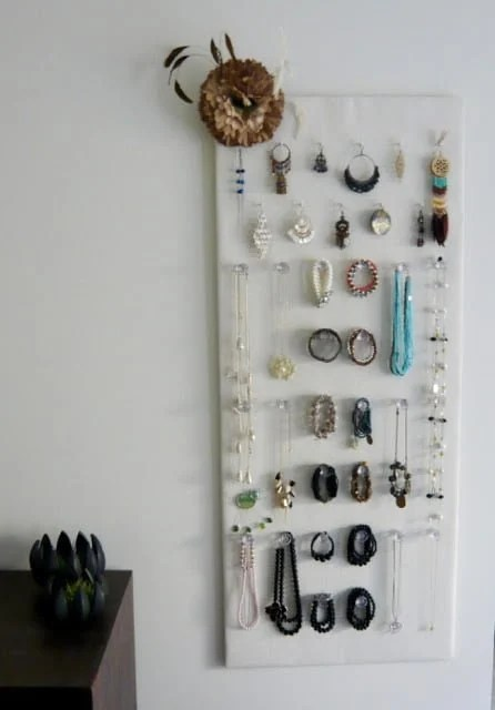 Satta Jewellery Organiser Ikea Hackers