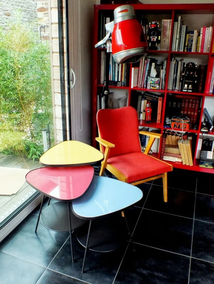 Table From The Fifties Ikea Hackers