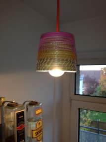 Jordnt Drop Light With Textile Cable - Ikea Hackers