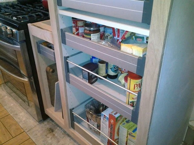outdoor kitchen ideas on a budget runners cabinet upgrade hack - ikea hackers