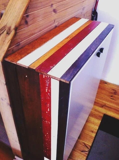 kitchen island table ikea copper accessories cabinets into pimped out storage catch all - ...