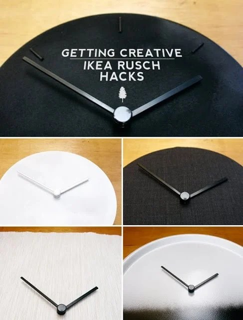 A Creative Exercise Using RUSCH Clocks