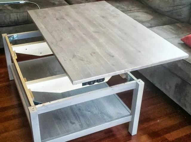 Hemnes Lift-top Coffee Table