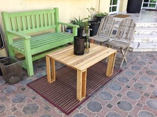 Sultan Lade Table